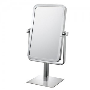 Kimball & Young 1X/3X Mirror Image Magnifying Rectangle Vanity Mirror