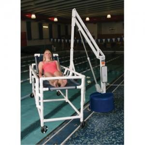 Gurney Assembly for Revolution Pool Lift