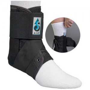MedSpec ASO Ankle Support Orthosis W/ Stays