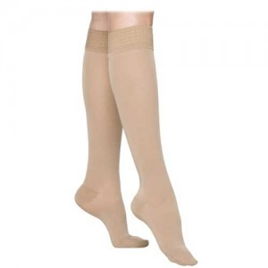 Sigvaris 863 Womens Knee High Compression Stockings 30-40mmHg GT