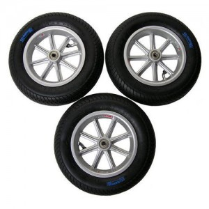 Trikke T7 Wheel Set 3 Pack - (3 8.5 Air Wheels