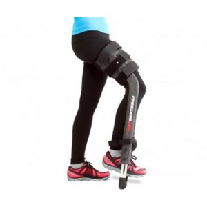 Forward Mobility Freedom Leg Off-Loading Brace