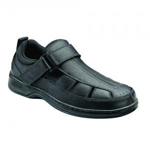 Orthofeet Melbourne Mens Fisherman Orthopedic Shoes