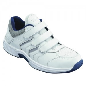 Orthofeet Ventura Mens Strap Orthopedic Athletic Shoes