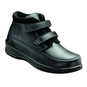 Ortho Feet Shenandoah Womens Leather Orthopedic Boots
