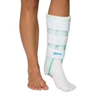 Aircast Leg Brace W/ Anterior Panel