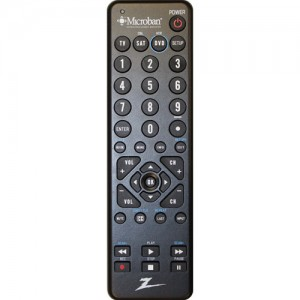 Zenith 3 Device Big Button Universal Remote
