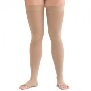 Mediven Comfort 20-30mmHg Thigh High OT with Silicone Band