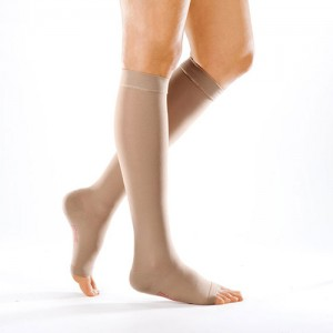 Mediven Forte 40-50 mmHg Petite Knee High Open Toe