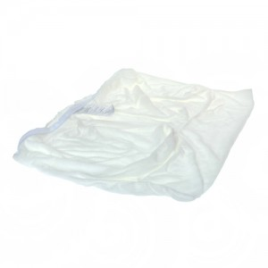 Terrycloth Cover for Sleep Better Pillow - white