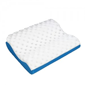Convoluted Contour Pillow