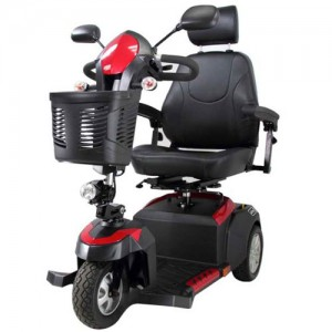 Drive Ventura 3 DLX 3 Wheel Scooter