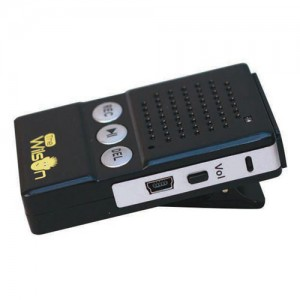 The Wilson Digital Voice Recorder