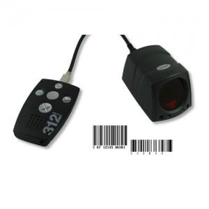 Milestone Woodscan Barcode Scanner