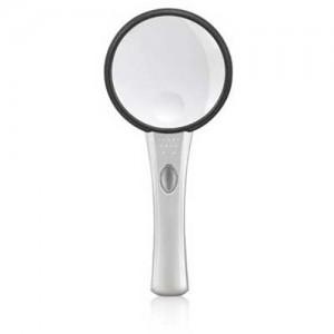 LED 4X Handheld Magnifier