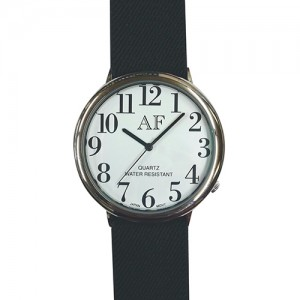 Unisex Low Vision Large Face Quartz Watch