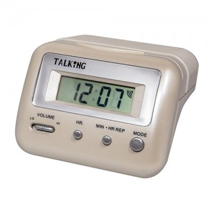 Desktop Talking Clock