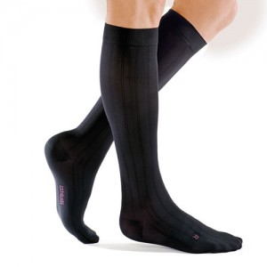 Mediven for Men Select 15-20mmHg Knee High Compression Socks