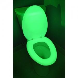 Night Glow Elongated Glow Dark Toilet Seat