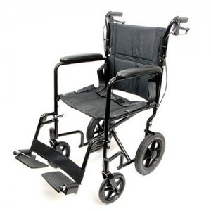 Invacare Lightweight Aluminum Transport Chair