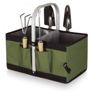 Picnic Time Garden Caddy