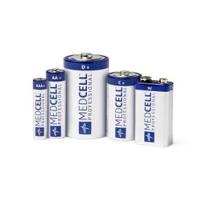 MedCell Alkaline Batteries