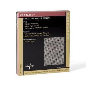 Versatel Contact Layer Dressings, Latex Free