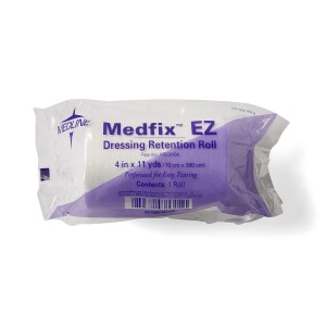 Medline MedFix EZ Wound Tape - Dressing Retention Roll