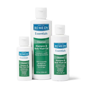 Remedy Basics Shampoo and Body Wash Gel