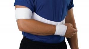 Elastic Shoulder Immobilizer Low Profile