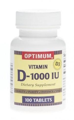Vitamin D-3 Tablets