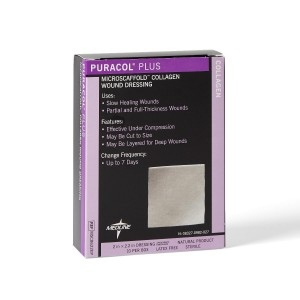 MedLine Puracol Plus Collagen Wound Dressings