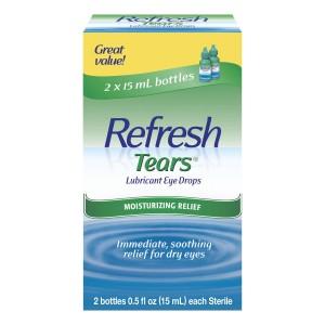 MedLine Refresh Tears Lubricant Eye Drops