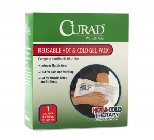 CURAD Hot Cold Packs