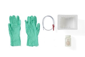 MedLine Suction Catheter Wet Kits with Saline
