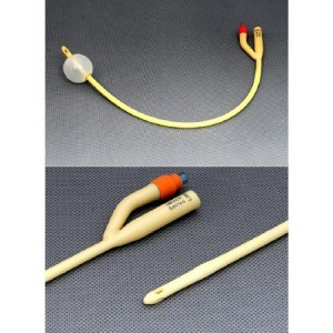AMSure Silicone Foley Catheters