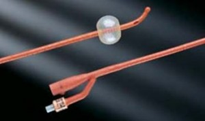 IC Silver-Coated Foley Catheter