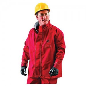 Ansell Sawyer-Tower CPC Trilaminate Chemical Resistant Jacket