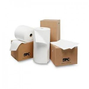 """MRO Plus All-Purpose Double Perforated Sorbent Roll (30"""" X 150' Perfo"""