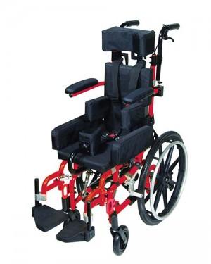 "Kanga TS Tilt In Space Wheelchair, Pediatric, 12"" Seat"