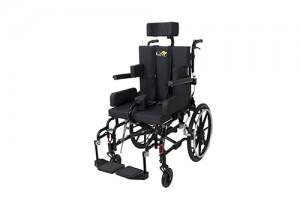 "Kanga TS Tilt In Space Wheelchair, Adult, 18"" Seat"