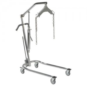 Drive Hydraulic Patient Lift with Six Point Cradle