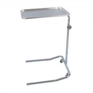 Drive Mayo Instrument Stand, Single Post