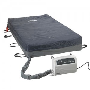 Drive Med Aire Plus Bariatric Heavy Duty Low Air Loss Mattress System