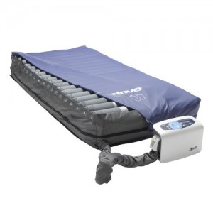 Drive Harmony True Low Air Loss Tri-Therapy Mattress Replacement System