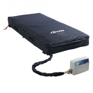 "Drive Med-Aire Essential 8"" Alternating Pressure and Low Air Loss Mattress System"