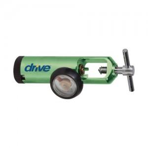 Drive CGA 870 Oxygen Regulator 0-8 LPM Barb Outlet