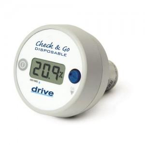 Drive O2 Analyzer with 3 Digit LCD Display