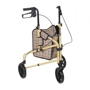 Drive Winnie Lite Supreme 3 Wheel Walker Rollator