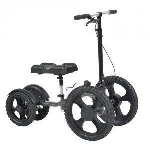 Drive All-Terrain Knee Walker, Crutch Alternative